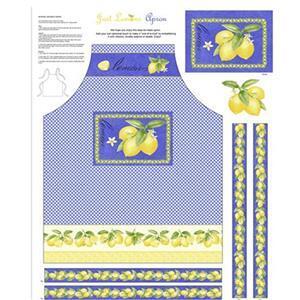 Just Lemons Apron Panel 0.9m