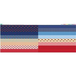 British Design Roll Fabric Panel 140cm x 58cm. Exclusive