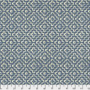 Sanderson Linden in Garden Fabric from Cashmere Range 0.5m