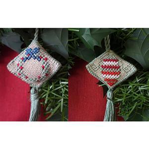 Victoria Christmas Trimmings Kits