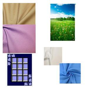 Spring Field Attic Window, Instructions, Panel, LQ (2pcs) & Fabric (2.5m)