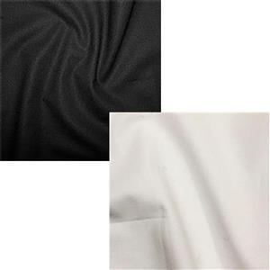 Black & White Sew Different Moscow Dress Fabric Bundle (3.5m)
