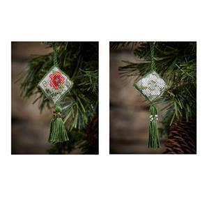 Christmas Trimmings Flower & Rose Kits
