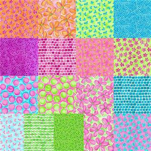 Whimsy Daisical Fabric Bundle (8.5m) with 0.5m FREE!