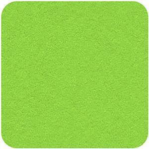 Felt Square in Zest 22.8x22.8cm (9x9