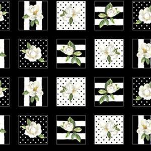 Magnolia Small Patchwork Fabric 0.5m