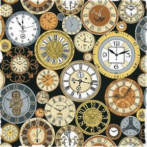 Victorian Vintage Clocks 0.5m