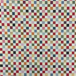 New World Tapestry Little Chess Fabric 0.5m
