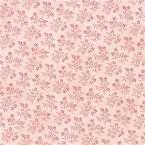 Moda Daybreak Misty Blush on Pink Fabric 0.5m