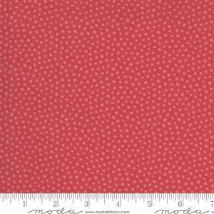 Moda Regency Zarafa in Red Girrafe Print 0.5m