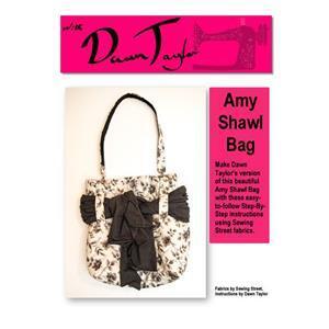 With Dawn Amy Shawl Bag Instructions
