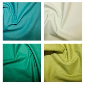 Greens Core Fabric Bundle (2m)