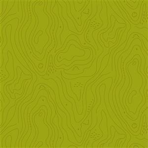 Spectrum in Green Fabric 0.5m