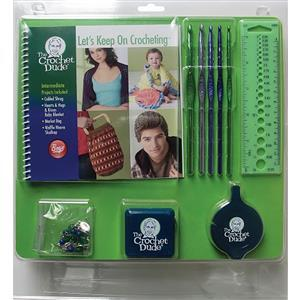 Lets Keep On Crocheting Intermediate Kit