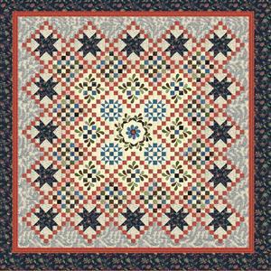 Moda Elinore's Endeavor 1830-1910 Quilt Kit (64