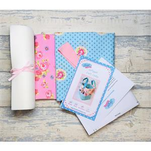 Living in Loveliness -  Rose Craft Caddy Kit