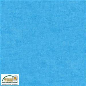 Stof Melange Sky Blue Fabric 0.5m