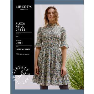 Liberty Lady's Alexa Frill Dress