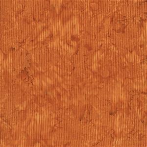 Bali Stripe Persimmon Fabric 0.5m