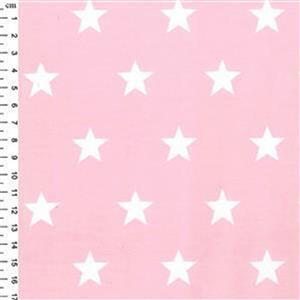 Pink Stars Fabric Bundle (1m)