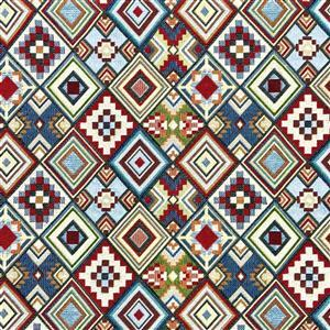 New World Tapestry Aztec Fabric 0.5m