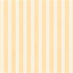 Riley Blake Rose Violets Striped Daisy Fabric 0.5m