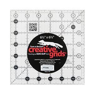 Creative Grids® Non-Slip Square 16.5cm x 16.5cm (6½