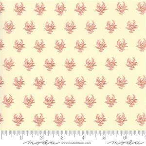 Regency Romance by Christopher Wilson Tate for Moda in Creame Harvest Fabric 0.5m