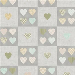 Petit Coeur Fabric 0.5m
