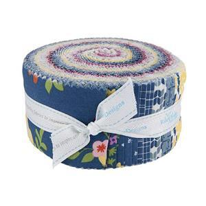 Riley Blake Bloom and Grow Design Roll 40 Pieces