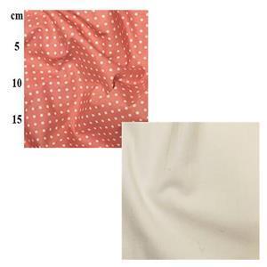 Dusky Pink Spots Misses' Dresses Fabric Bundle (4m)