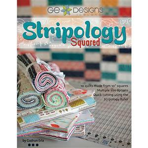Stripology Squared Book by Gudrun Erla