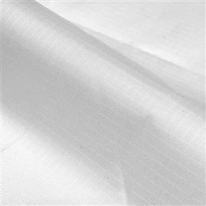 Ripstop Polyester Multi-Purpose White Fabric 0.5m