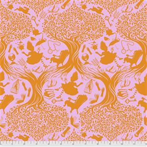 Tula Pink Curiouser And Curiouser in Down the Rabbit Hole Wonder Fabric 0.5m