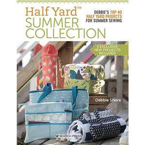Half Yard Summer Collection Book By Debbie Shore Exclusive