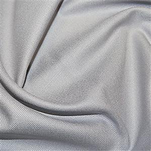 Light Grey Cotton Canvas Fabric 0.5m