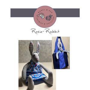 Debbie Harris' Rosie Rabbit Toy Instructions