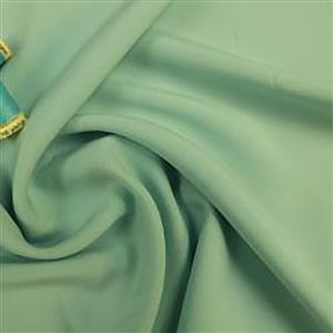 Shelly Challis Spearmint Viscose Fabric 0.5m