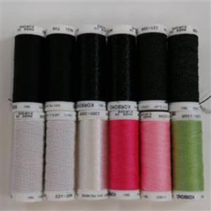 Early Bird Special - Bumper Polyester Thread Pack (12 x 100m Spools). Special Price