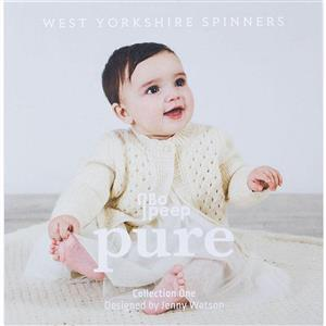 West Yorkshire Spinners Bo Peep Pure - DK - Collection One Pattern Book