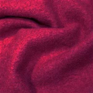 Sangria Boiled Wool Fabric Bundle (3m)