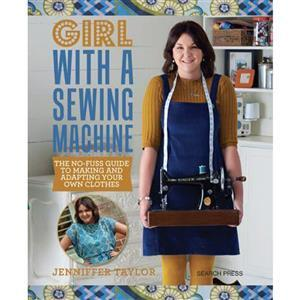 Girl With a Sewing Machine Book by Jenniffer Taylor
