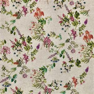 Botanical Garden Fabric 0.5m