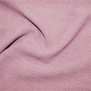 Lavender 100% Stone Washed Linen 0.5m