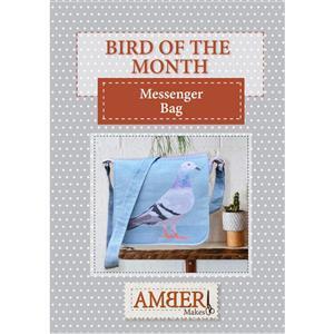Amber Makes Messenger Bag Instructions