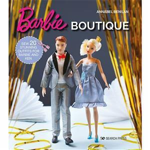 Barbie Boutique Book