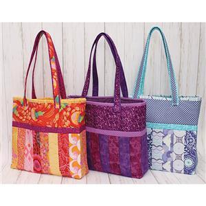 Quilt As You Go: Sophie Tote Bag