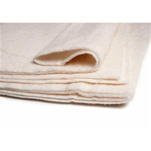 Heirloom Premium Cotton Queen Size Wadding 228cm x 274cm (90