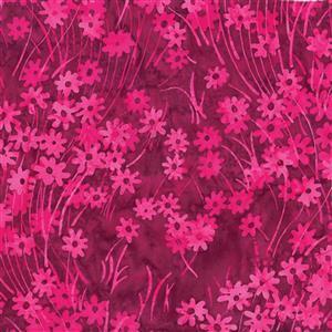 Candy Shoppe in Fuschia Daisy Fabric 0.5m
