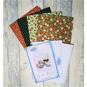 Living in Loveliness Fabulously Fast Fat Quarter Fun Issue 4 Option 1